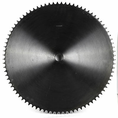 "40A84T-1"" Bore 84 Tooth Plate Sprocket for 40 Roller Chain"