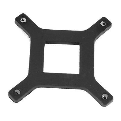 2 Pcs CPU Heatsink Bracket Backplate for SocketA775 Motherboard WS