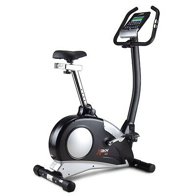 DKN AM-E Black Cyclette Magnetica Ciclocamere