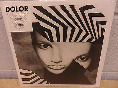 "Dolor - Misteria  12"" vinyl  new and sealed"