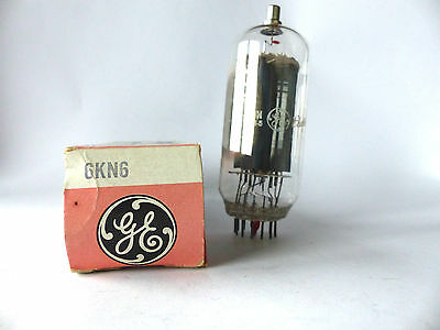 General Electric Röhre 6KN6 , Tube ,  Pentode