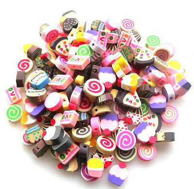 Gorgeous Cakes Cupcakes Icecreams Beads Polymer Clay You Get 25 Fast Free Ship