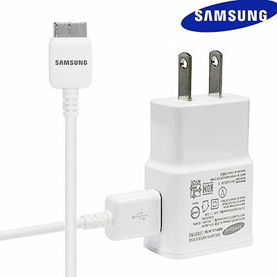 New Wall Charger+5Ft 21Pin USB 3.0 Data Sync Cable For Samsung Galaxy Note3 S5