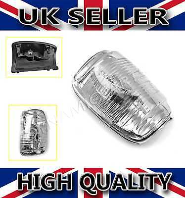 Vauxhall Astra H MK5 Wing Mirror Cover Cap Casing Right / OSF 04-09 Black