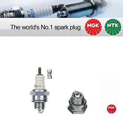 NGK BPM7Y / 4921 Standard Spark Plug Pack of 4 Replaces CJ7Y W22MP-US