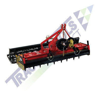 TM61 Power Harrow by R2 Rinaldi for compact tractors