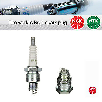 NGK BP8H-N-10 / BP8HN10 / 4838 Standard Spark Plug Pack of 8 Replaces W24FPR-U10