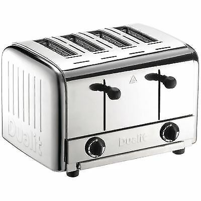 Dualit 49900 Catering Pop-Up Toaster (Boxed New)