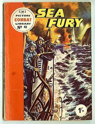 Combat Picture Library 48 (Micron/Smith, 1960s) high grade copy