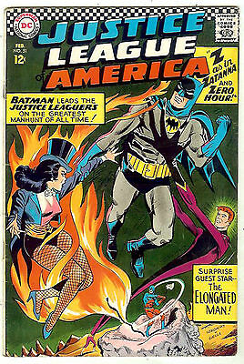 Justice League of America #51 (1967 vf 8.0) guide value: $53.00 (£35.00)