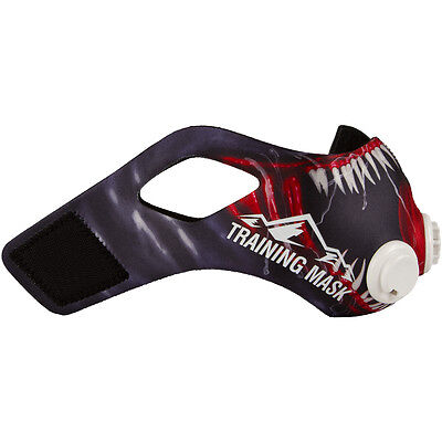New! Elevation Training Mask 2.0 Venomous Sleeve Changeable Cover