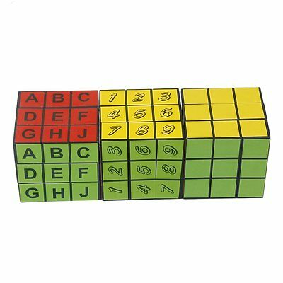 Electric Shock Magic Cube Toy Funny Prop Prank Trick WS