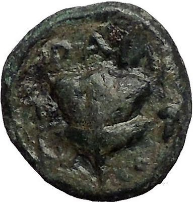 TRAGILOS in MACEDONIA 400BC Hermes Rome Rare Authentic Ancient Greek Coin i55683