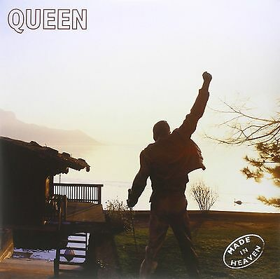 QUEEN 'Made In Heaven' 2 X LP VINYL - NEW / FACTORY SEALED - 2015 REMASTERED