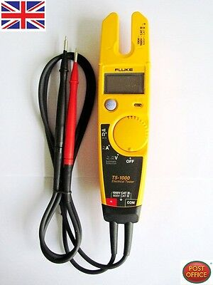 New FLUKE T5-1000 1000 Voltage Digital Continuity Current Electrical Tester