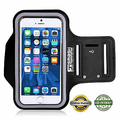 Smash Terminator® Sports Jogging Running Exercise Armband for iPhone 5/5C/5S/SE