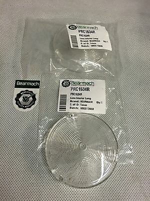 Bearmach Range Rover Classic Interior Light Lenses X 2 PRC1634R