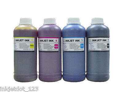 4x500ml Refill ink for Epson T664 cartridge Expression EcoTank ET-2500 ET-2550