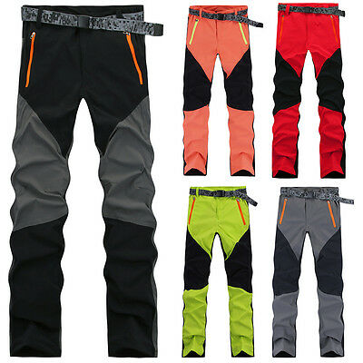 New Autumn Outdoor Sports Trousers Women Hiking Climbing Stretch Camping Pants