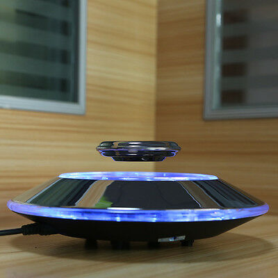 Maglev Magnetic Levitation floating Rotating holder Stand Display Showcase Auto