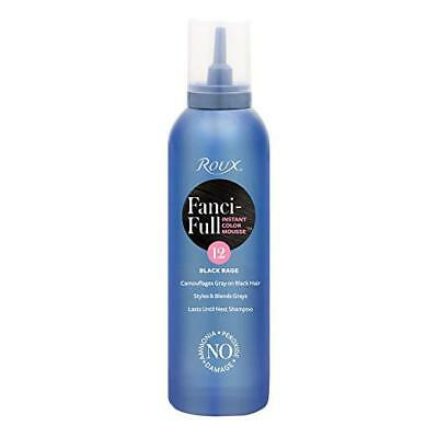 Roux Faci-Full Color Styling Mousse 6 oz (All Colors)