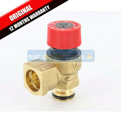 Ravenheat He 85 85T 120 120T 150 150T  Pressure Relief Valve 0008Val01018/1 New