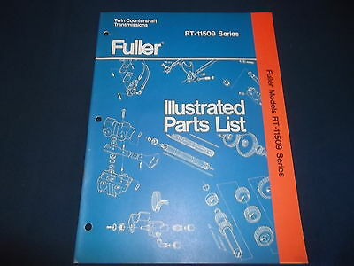 eaton 8ll parts manual