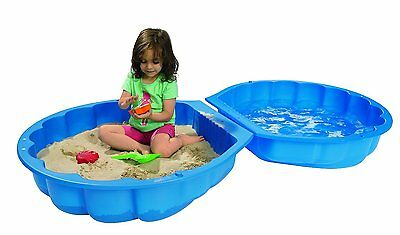 Simba-Smoby Big Sand and Water Shell Pit Box Play Fun Garden Outdoor Toys FAST!