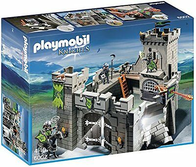 PLAYMOBIL Wolf Knights Castle Playset Building Kit