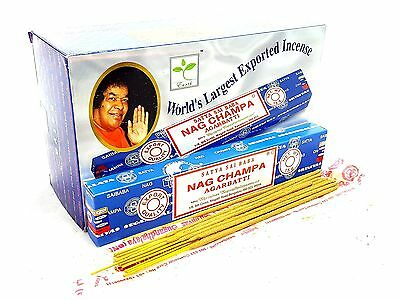 Satya Nag Champa -   Incense Sticks