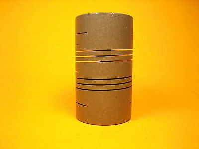"Helical  2-5/8""L x 1-1/2""DIA  Flexible Shaft Coupling Aluminum 1/2""ID"