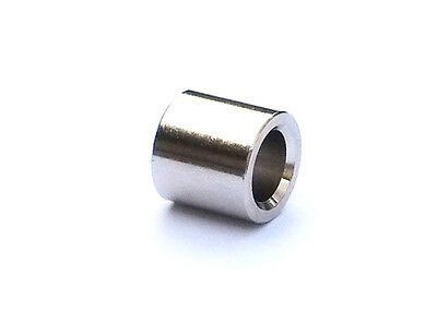 Flush Fit Guitar String Ferrules • Nickel (6)