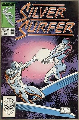 Silver Surfer (Vol. 2) #14 - VF+