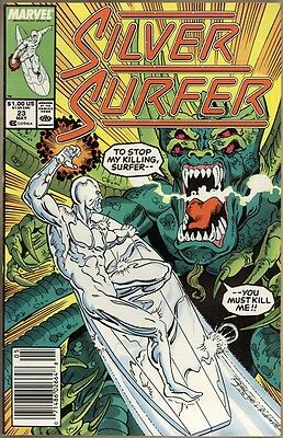 Silver Surfer (Vol. 2) #23 - VF