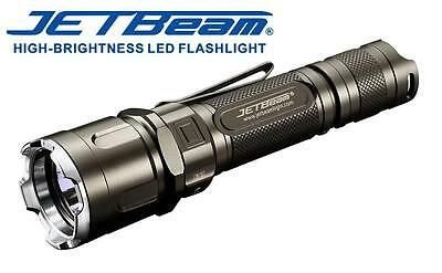 New Jetbeam JET-III 3M Pro Cree XP-L 1100 Lumens LED Flashlight (18650 , CR123A)