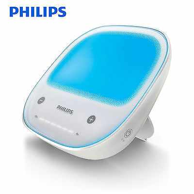 Philips Blue Light Therapy Cordless UV Free 10000Lux LED Lamp HF3431
