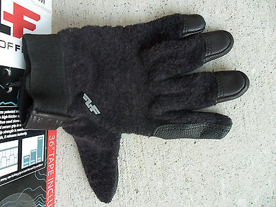 Fire Resistant Line Of Fire Gloves With Wookie Grip System