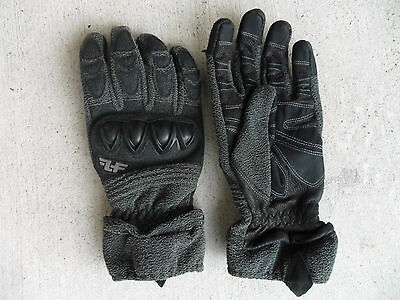 Line Of Fire Abrasion Resistant Stryker Gloves With Kevlar & Knuckle Protection