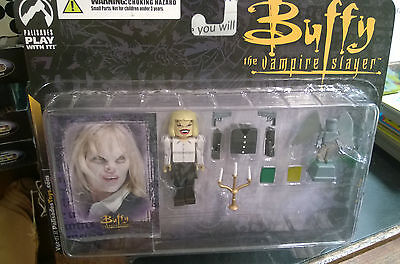 Buffy The Vampire Slayer Darla Palz figure series one new sealed carded