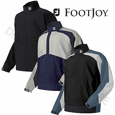 Footjoy Hydrolite Rainshirt 1/4 Zip Mens Golf Waterproof Jacket
