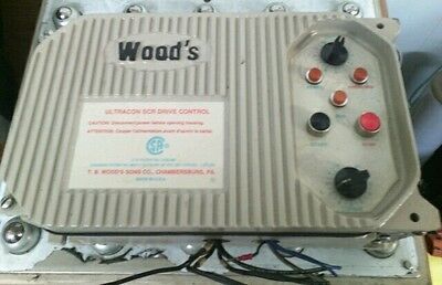 Woods ultracon SCR Drive Control mod 3300