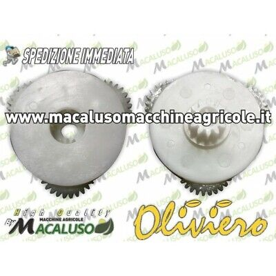 Riduttore con satelliti in teflon Oliviero classic light evolution ingranaggio v