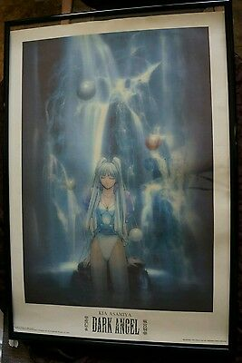"Dark Angel Anime Poster 1000 edi. matte finish 27"" x 39"""
