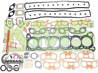 Complete Engine Gasket Kit to suit Nissan Skyline R33 & R34 GTR - RB26DETT