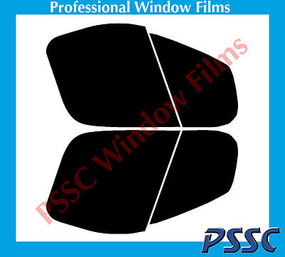 Renault Trafic 2002-2006 Pre Cut Window Tint / Front Windows