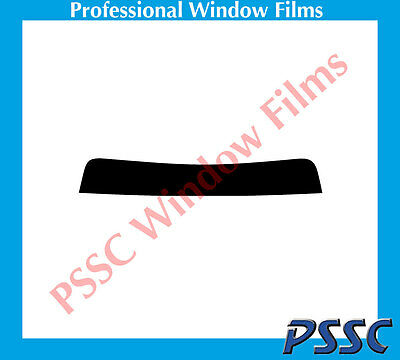 PSSC Pre Cut Sun Strip Car Window 5/% Tint Films for Land Rover Discovery 3 LR3 2004-2009
