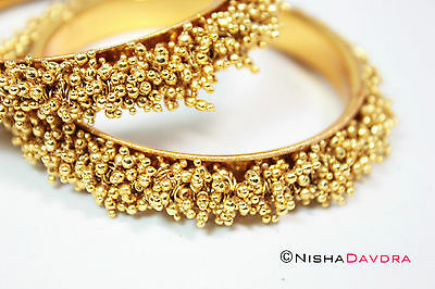 Gold Bangles Indian Bronze