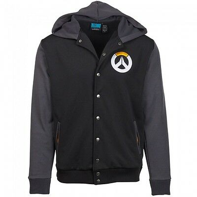 Official Blizzard Overwatch Unisex Hooded Jacket NEW SEALED