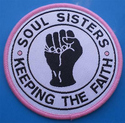 Northern Soul Patch - Soul Sisters - Keeping The Faith