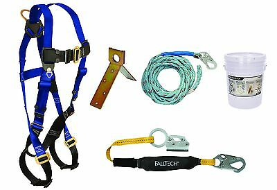 Falltech 8592A Complete Basic Roofers Kit  ** Free US Shipping **